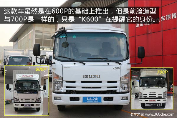 Qingling Motors Launches Large Light Card--K600 Wide Body Edition