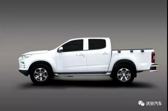 New model. High-tech blessing Qingling Isuzu Pickup-TAG II Subvert your imagination