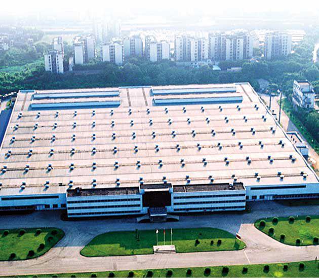 GP Motors Technology Factory Show