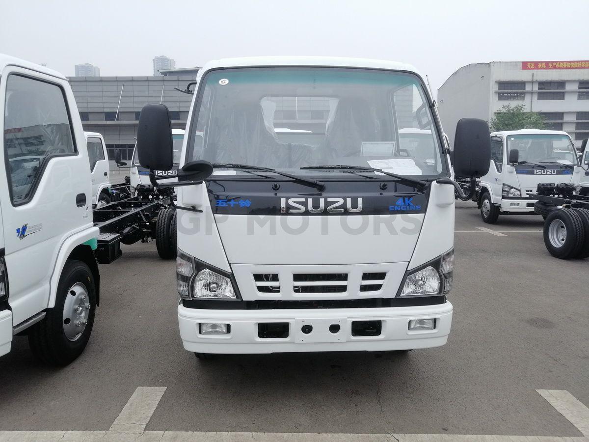 ISUZU NKR ELF 600P CABIN CHASSIS TRUCK