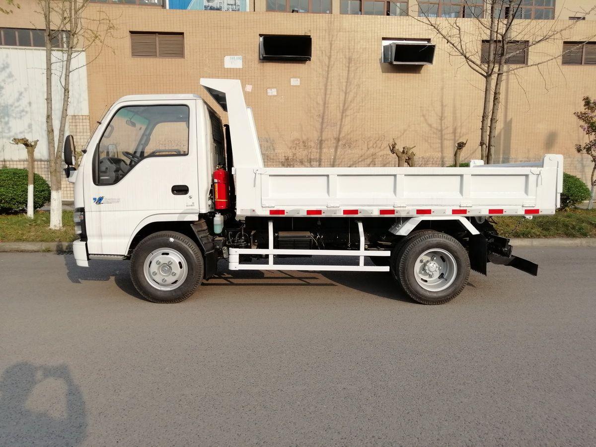 EURO V ISUZU NKR 600P dump truck