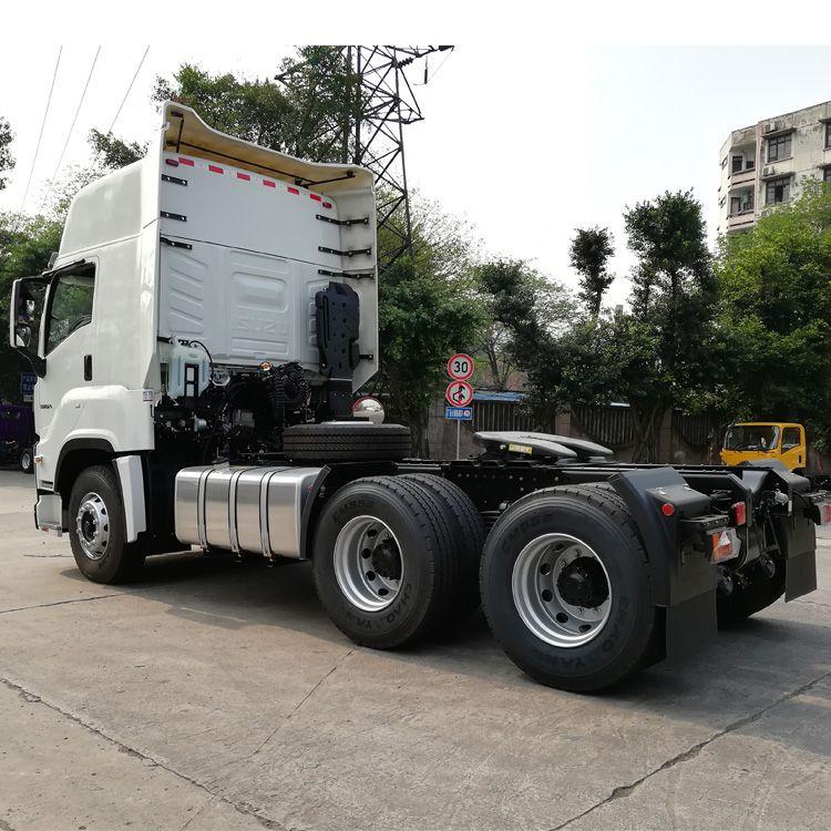 Isuzu GIGA VC61 6x4 tractor head