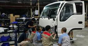 Vehicles supplying
