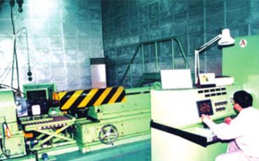 Transmission bench tester